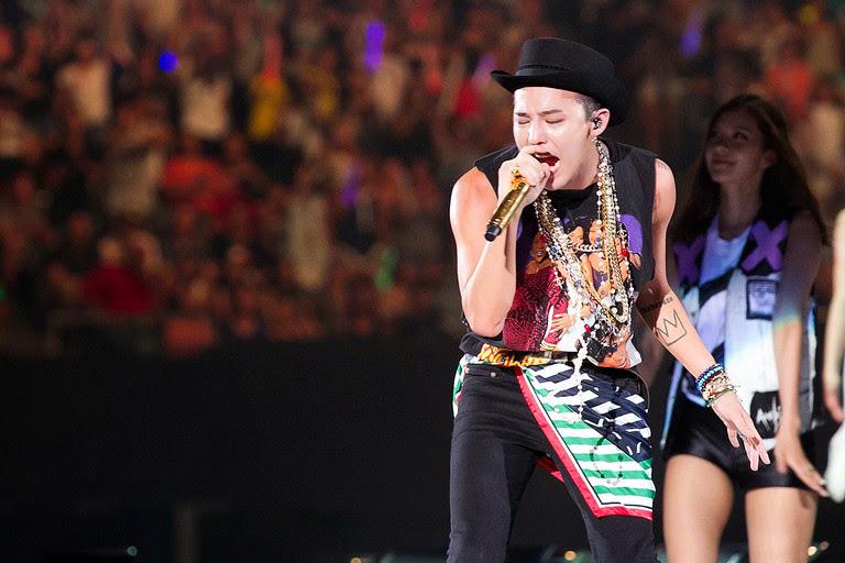 KCON 2014 G-Dragon