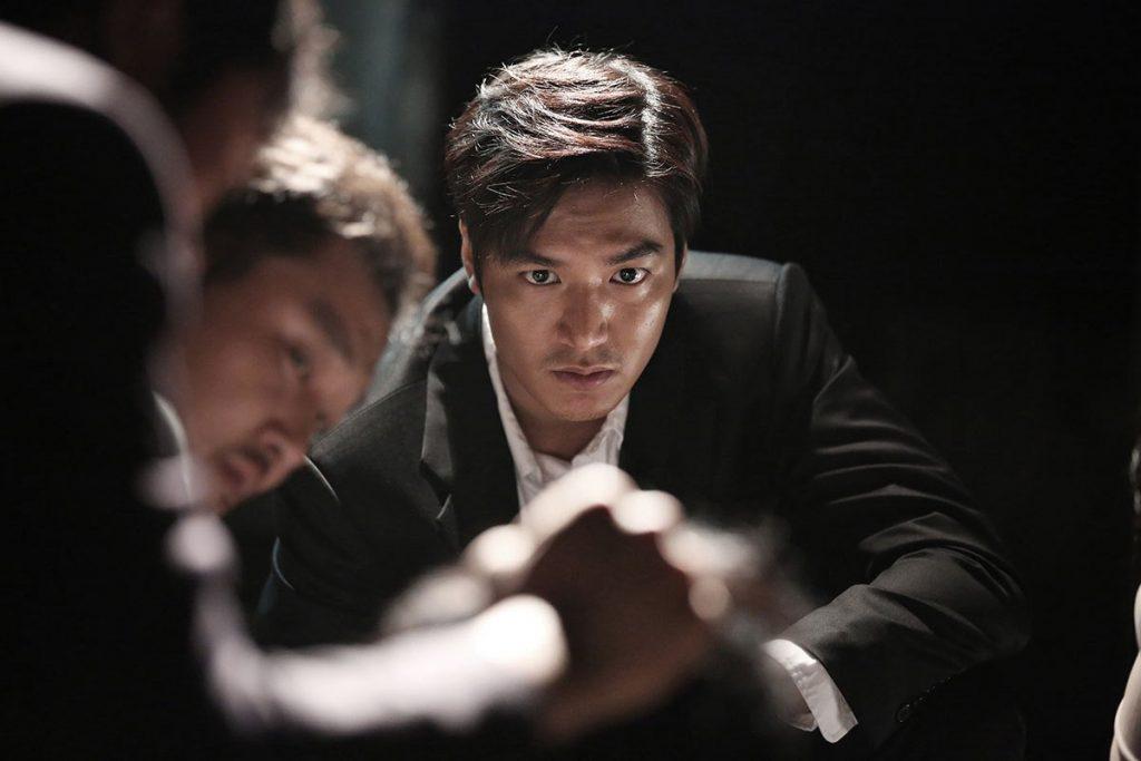 Lee Min Ho dans Gangnam Blues