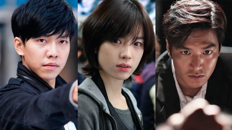 Lee Seung Gi, Lee Min Ho, Han Hyo Joo