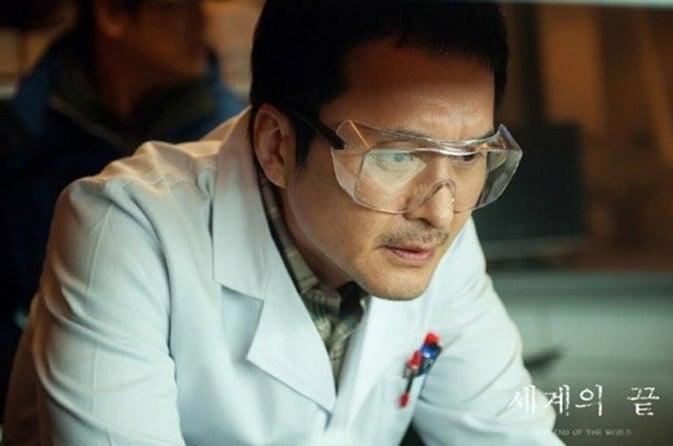 L'acteur Jang Hyun Sung dans The End Of The World