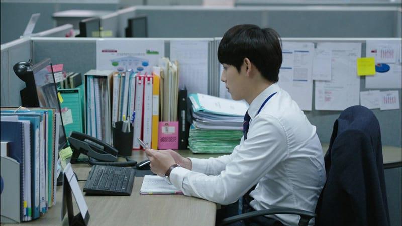Im Siwan dans le drama Misaeng
