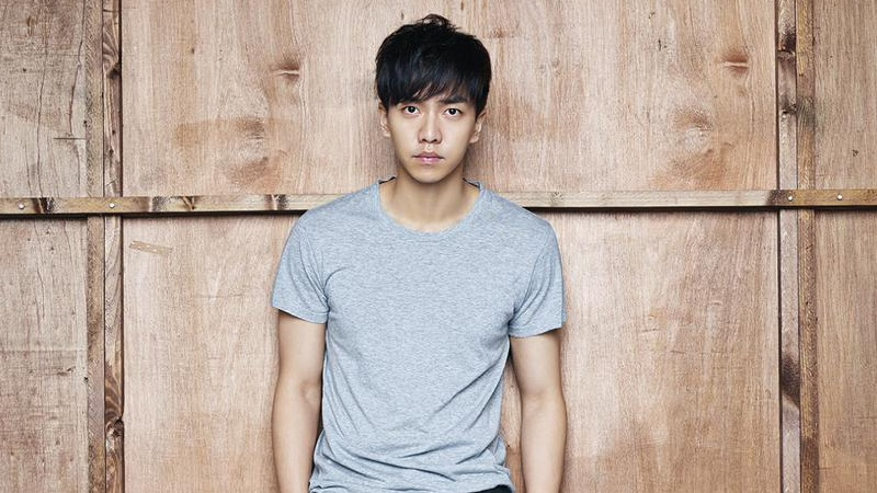 L'acteur Lee Seung Gi