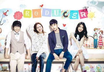 Le drama coréen The Producers