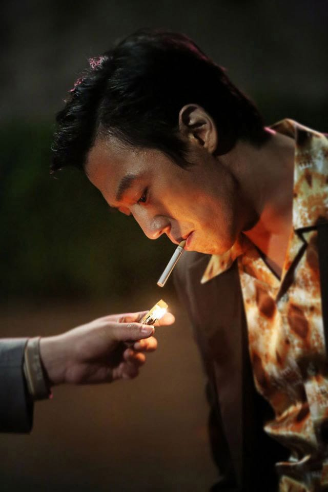Kim Rae Won dans Gangnam Blues