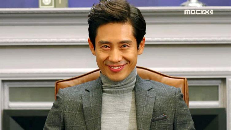 Le drama coréen Mr. Back