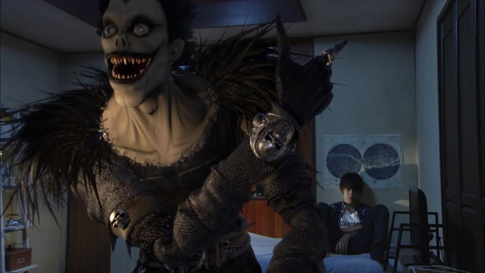 Ryuk dans Death Note