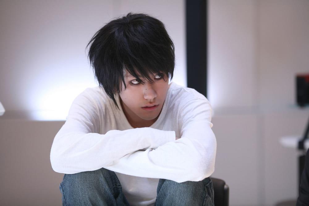Kenichi Matsuyama : L