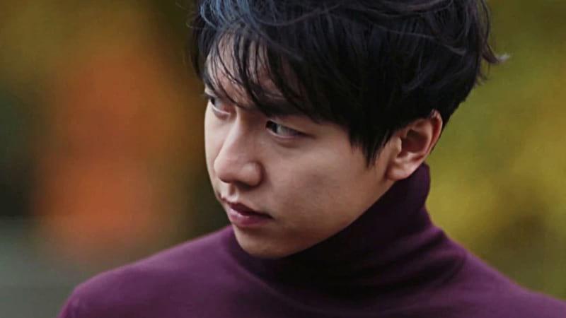 Lee Seung Gi pour Cosmomen 2015