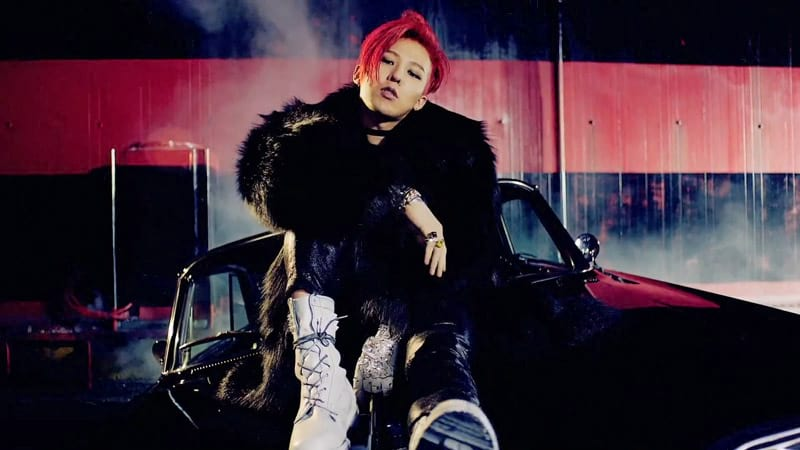 G-Dragon dans Bang Bang Bang