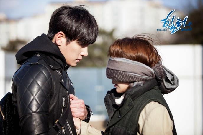 Ji Chang Wook et Park Min Young dans Healer (KBS2)