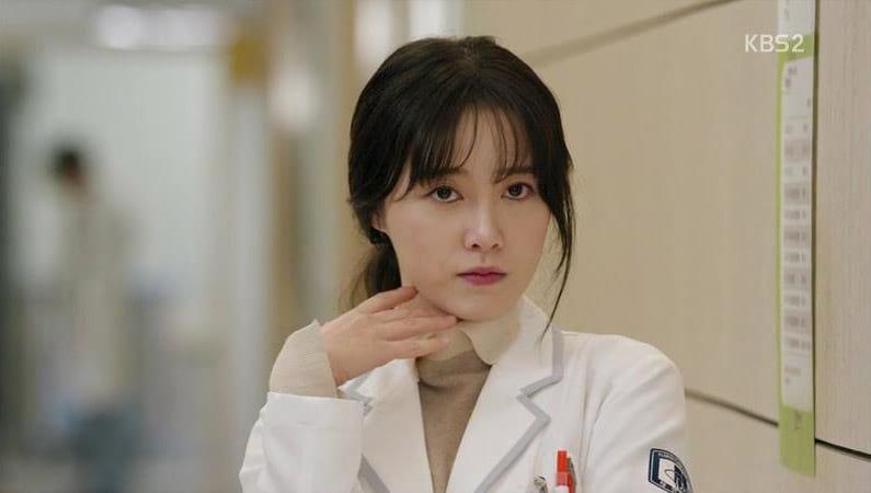 Gu Hye Sun dans le drama Blood