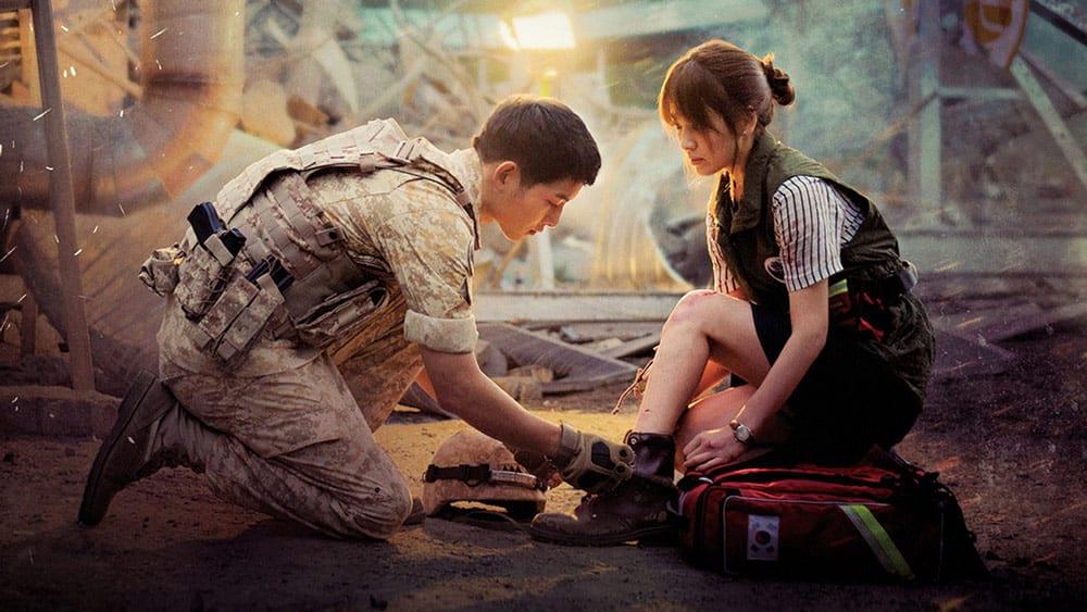 Song Joong Ki et Song Hye Kyo, le couple de Descendants of the Sun
