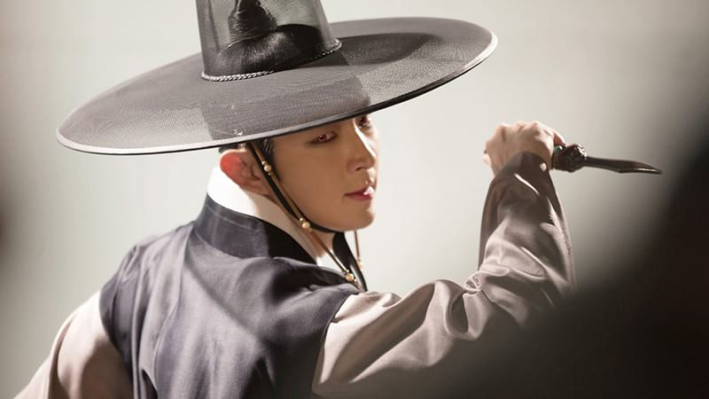 Lee Jun Ki dans Scholar Who Walks The Night