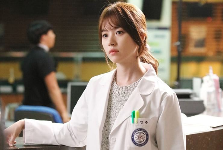Han Hyo Joo dans W: Two Worlds Apart