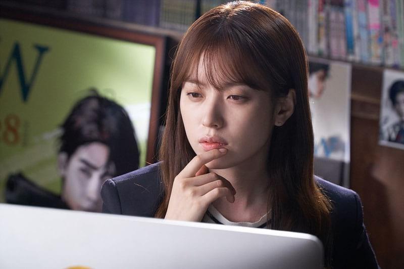 L'actrice coréenne Han Hyo Joo interprète Oh Yeon Joo