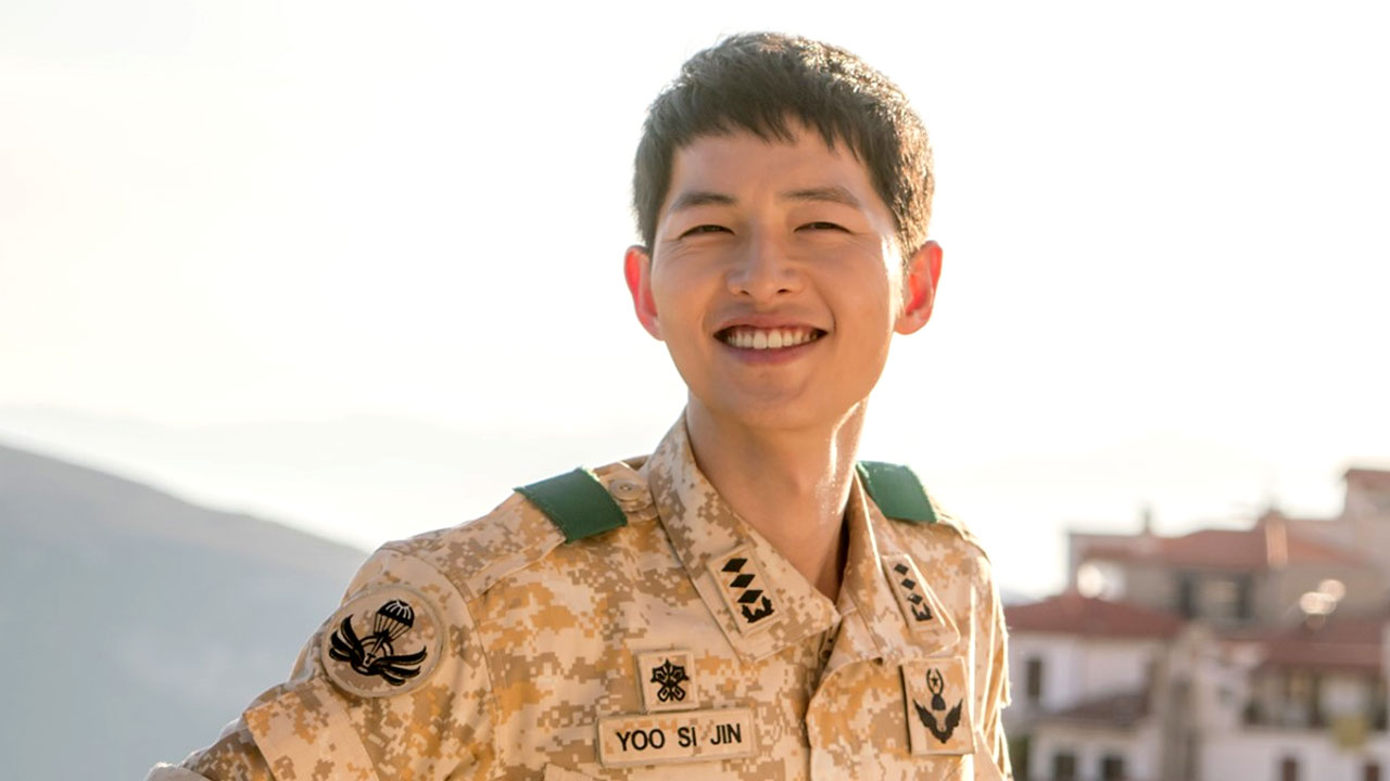 l'acteur Song Joong Ki