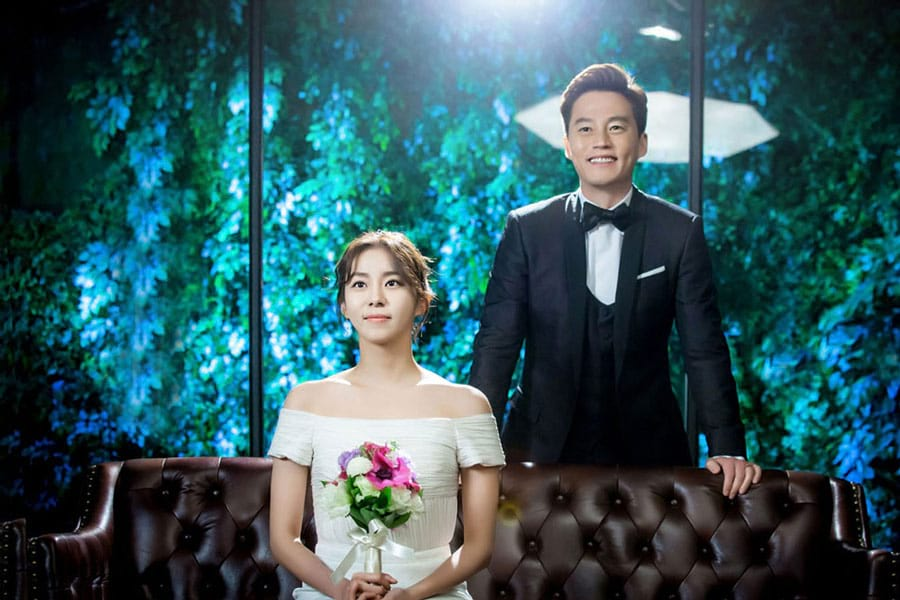 Marriage Contract : Uee et Lee Seo Jin