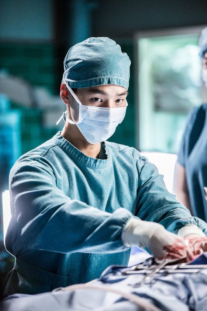 Do In Beom (Yang Se Jong) dans Romantic Doctor, Teacher Kim