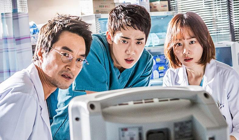 Le drama coréen Dr Romantic