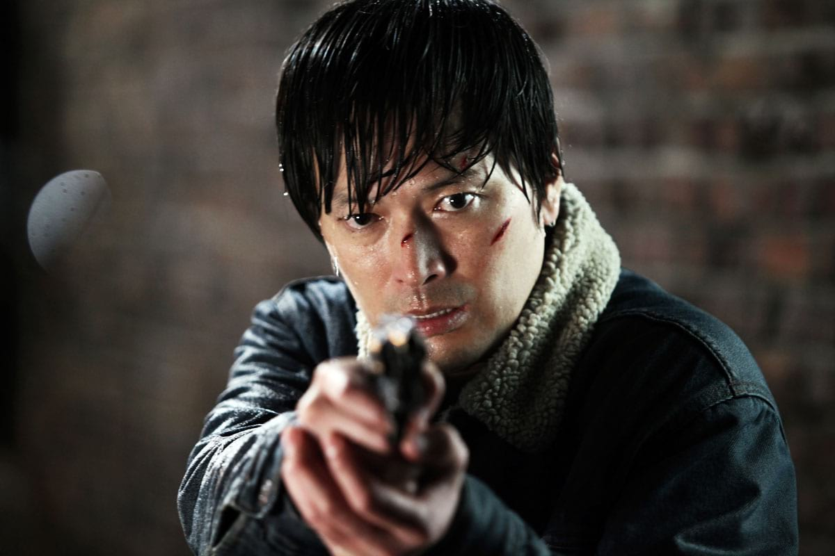 Jung Jae Young dans le film Confession of Murder