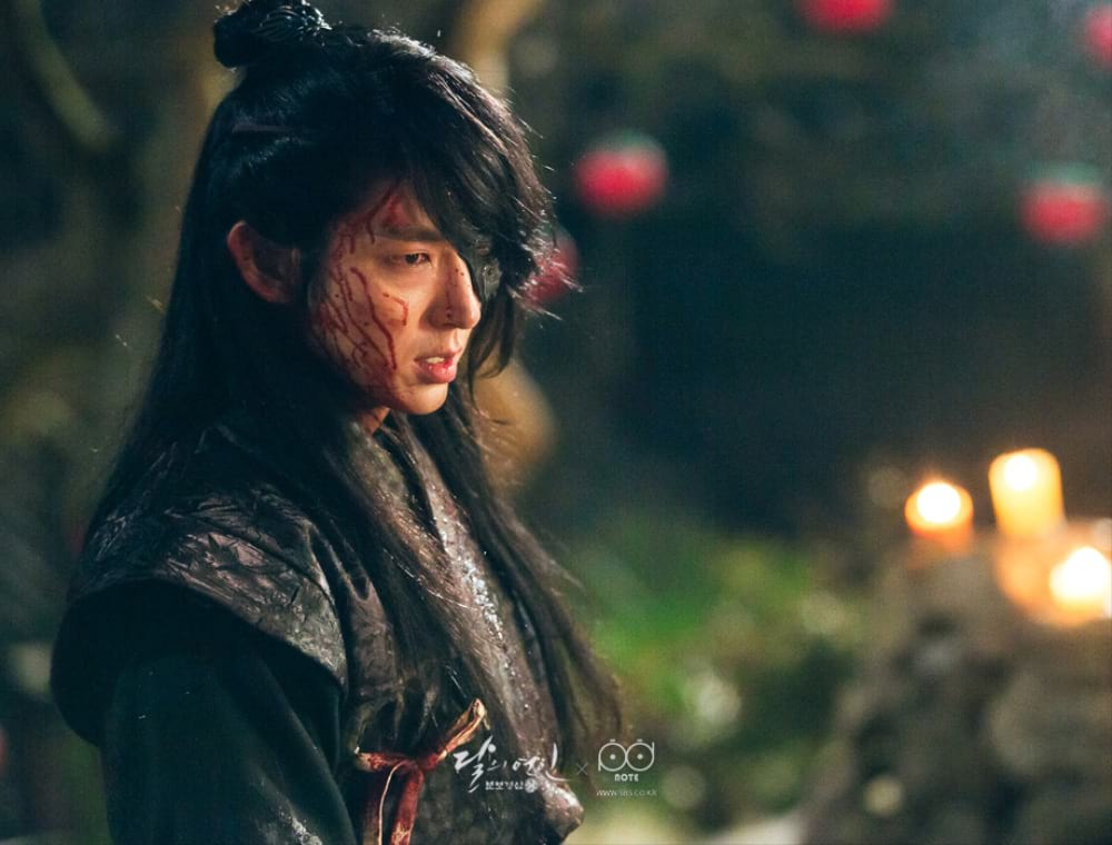 Lee Joon Gi dans Moon Lovers: Scarlet Heart Ryeo