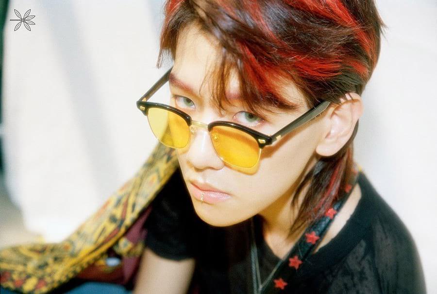 Baekhyun dans la promo de The War d'EXO