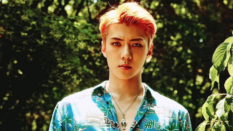 Ko Ko Bop : Sehun du groupe EXO