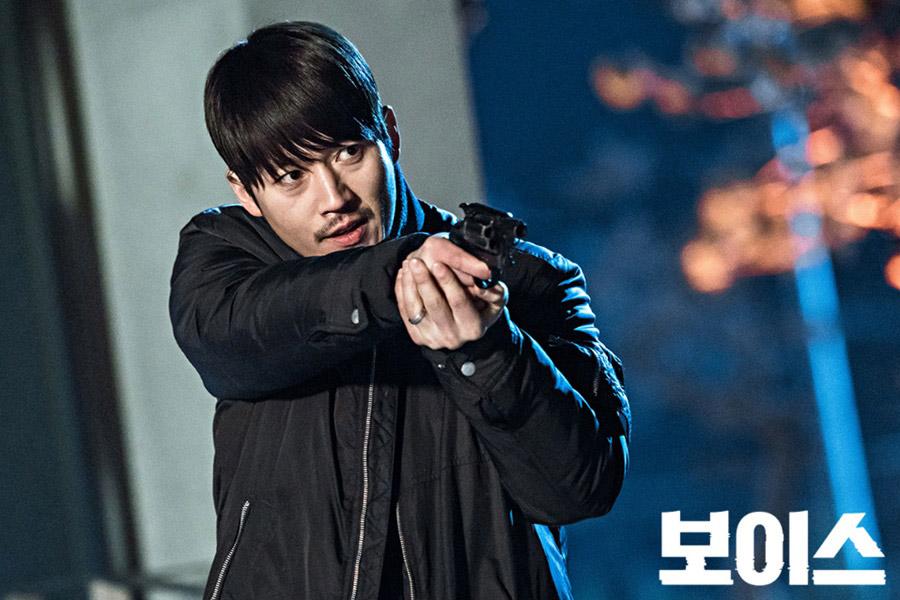 L'acteur Jang Hyuk dans Voice