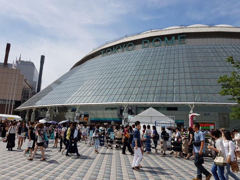 Le Tokyo Dome