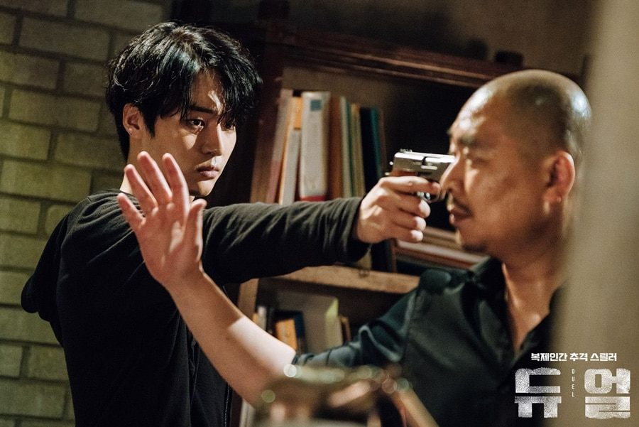 Yang Se-Jong est Lee Sung-Hoon dans Duel