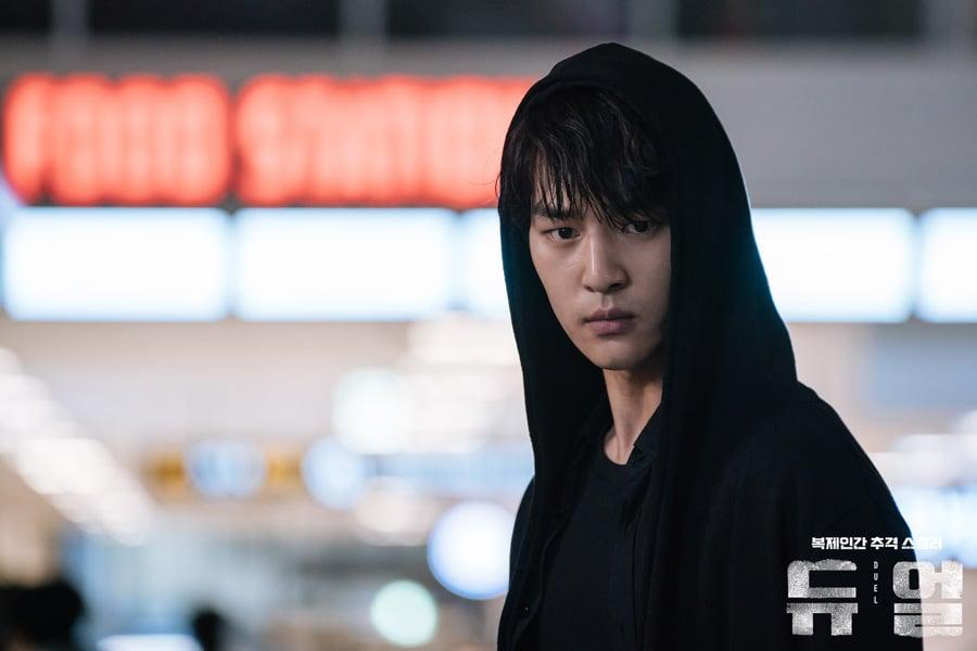 Le clone Lee Sung Hoon (이성훈) dans Duel