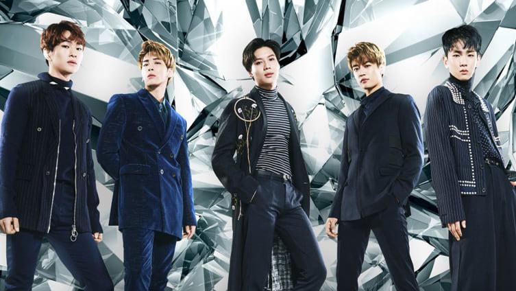 Shinee World 2017 : poster