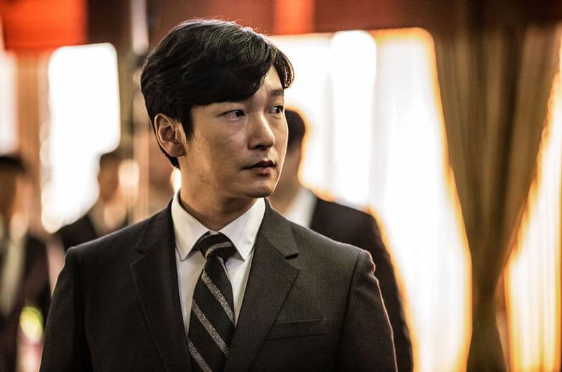 Secret Forest : Cho Seung Woo