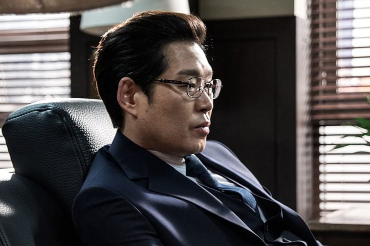 Cho Seung Woo dans Secret Forest