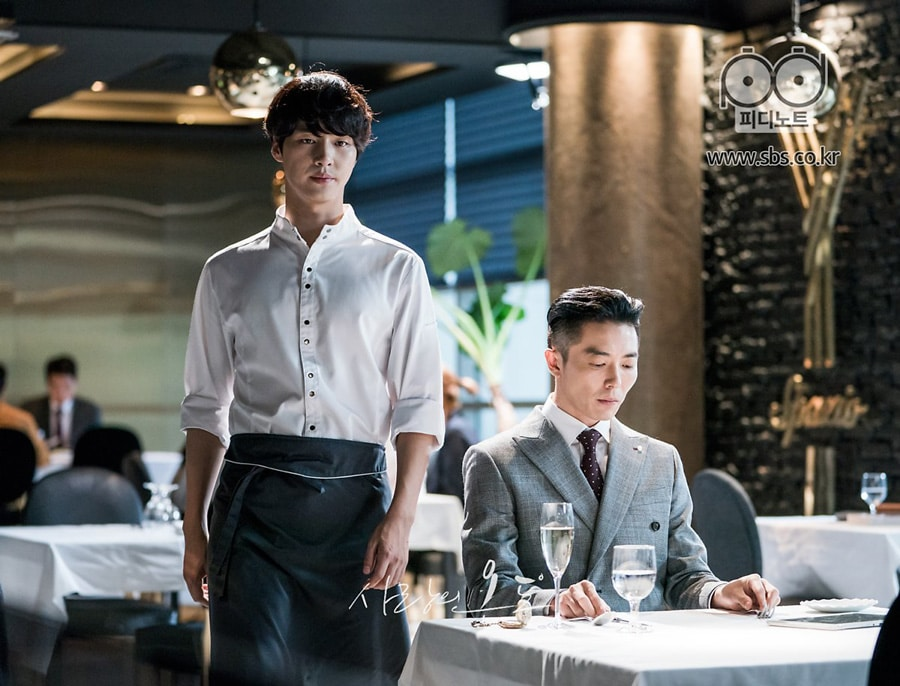 Temperature of Love ; Yang Se-jong et Kim Jae-wook
