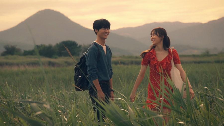 Yang Se-jong et Seo Hyun-jin dans Temperature of Love