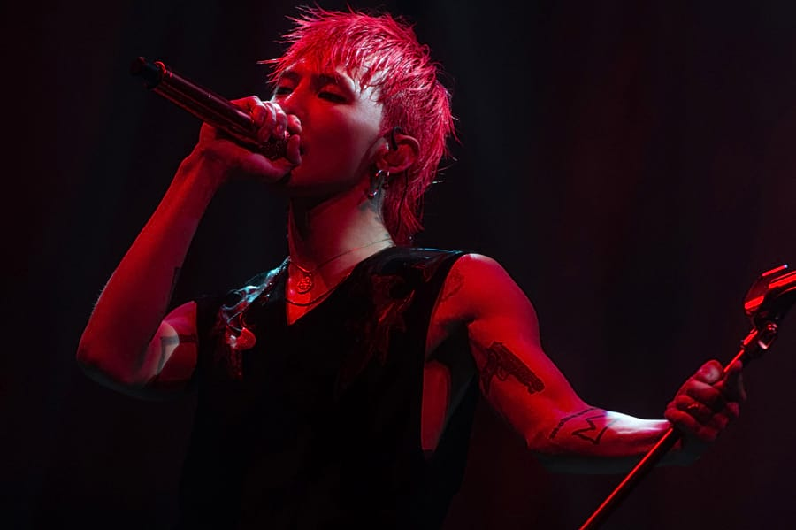 G-Dragon à Paris