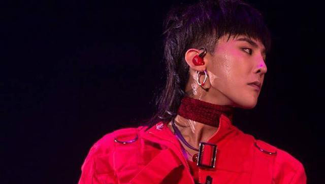 G-Dragon en concert à Paris