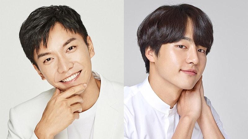 Lee Seung Gi et Yang Se Jong pour Leaders Cosmetics