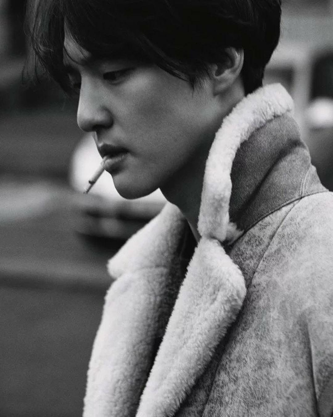 Photoshoot de Yang Se-jong pose pour Harper's Bazaar 2017