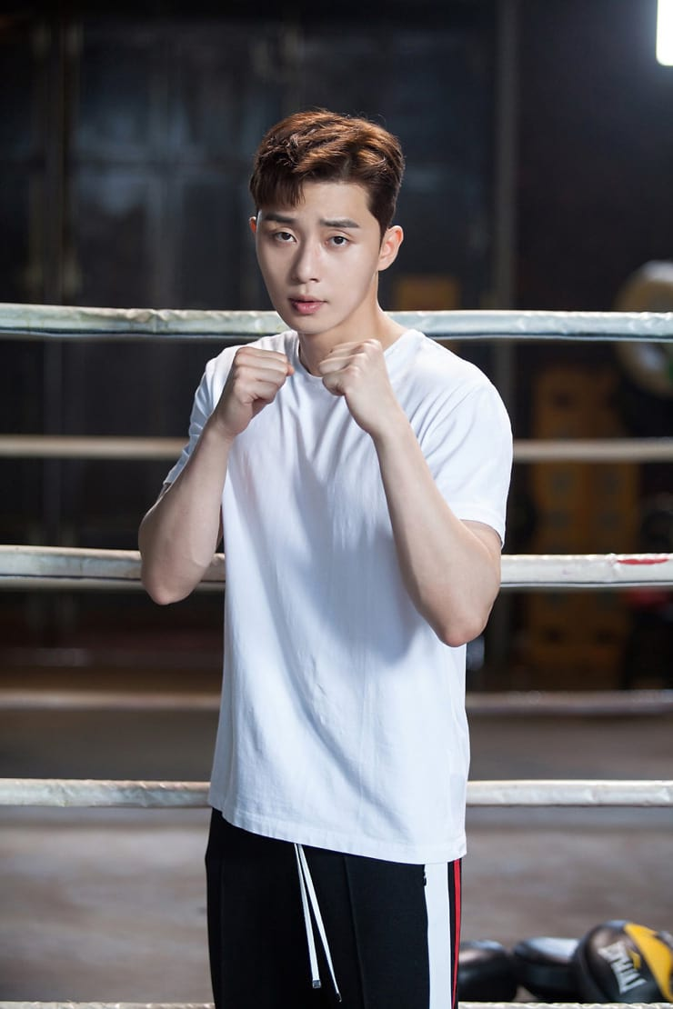 Park Seo Joon dans Fight For my Way