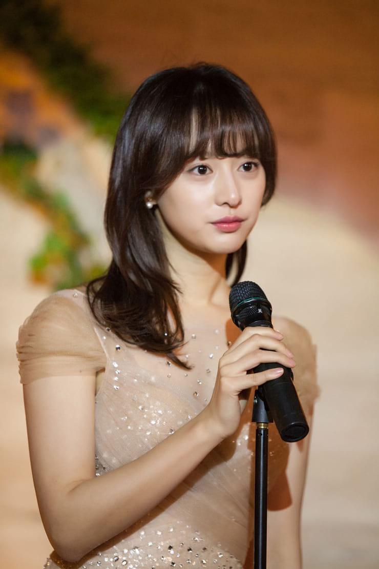 Kim Ji Won dans Fight For my Way