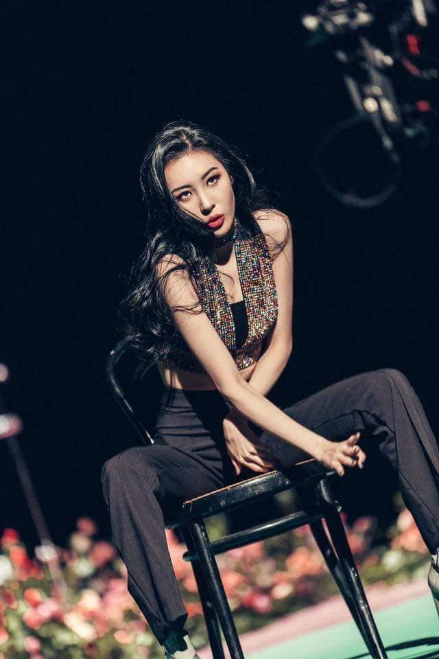 Sunmi : Heroine's MV