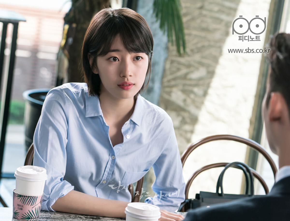 Suzy dans la série While You Were Sleeping