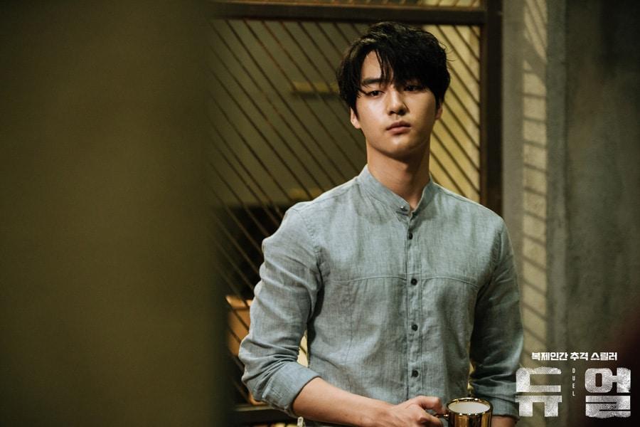 Yang Se Jong est Lee Sung Hoon dans la série coréenne Duel