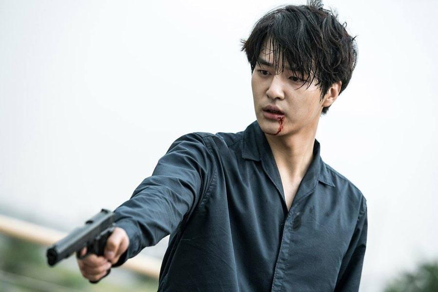 Lee Sung Hoon (Yang Se Jong) dans Duel (OCN)