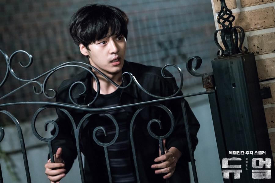 Lee Sung Joon (Yang Se jong) dans le drama Duel