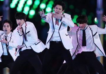 EXO aux Jeux Olympiques de Seoul