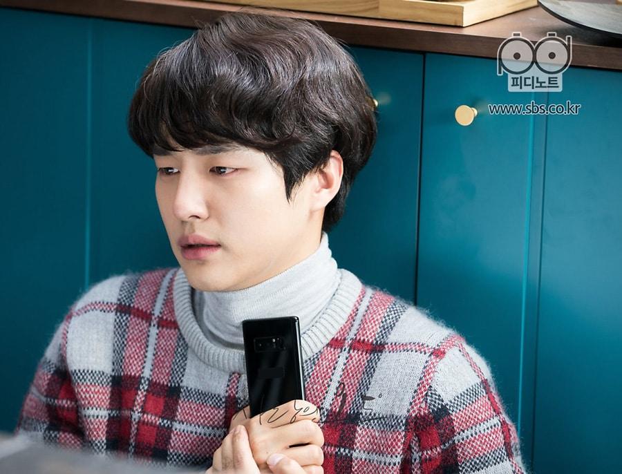 Yang Sejong dans Temperature of Love (SBS)