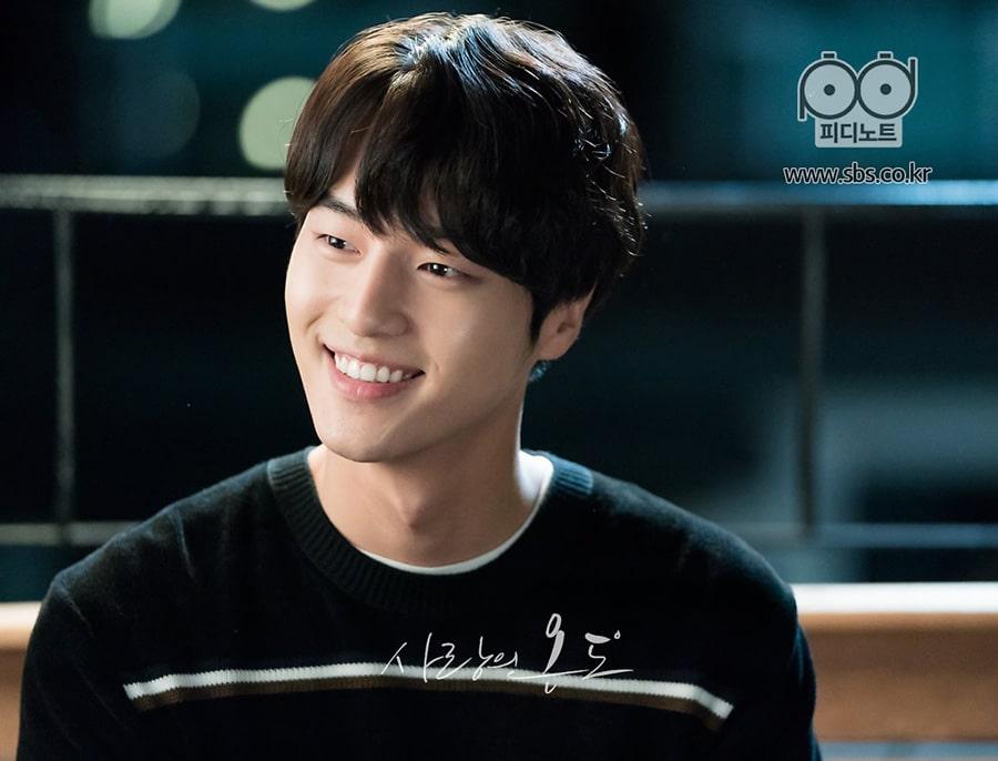 Yang Se Jong dans la série coréenne Degree of Love